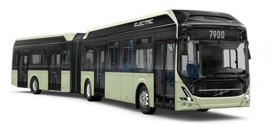 Volvo 7900 Electric kommer vara upp till 80 procent energieffektivare än motsvarande dieselbuss.