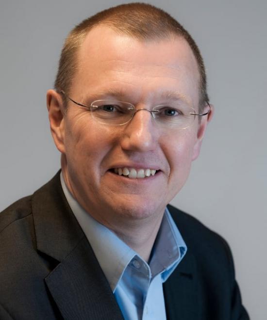 Johan Wadman, trafikdirektör i Region Uppsala.