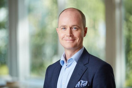 Henrik Landelius, Sverigechef NCC.