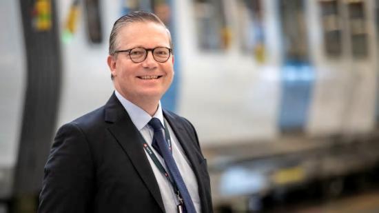 Mark Jensen, vd MTR Nordic Group.