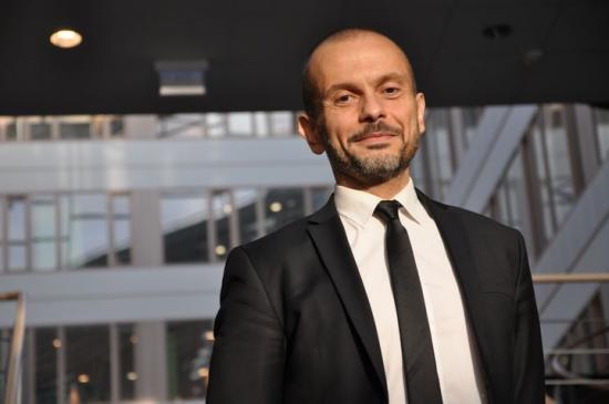 Ali Sadeghi, programdirektör Nya stambanor.