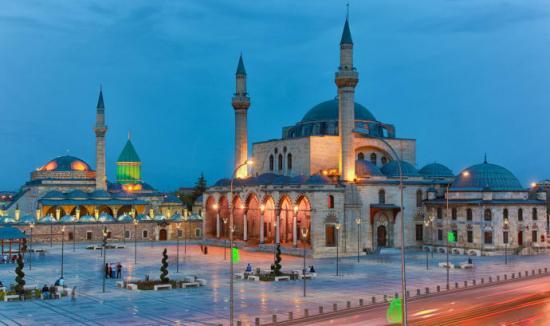 <span>Den nya direktlinjen till Konya kommer trafikeras på onsdagar från Arlanda.</span>