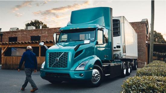 Produktionen av Volvo VNR Electric, en utsläppsfri klass-8 lastbil, är planerad att starta i början av 2021.
