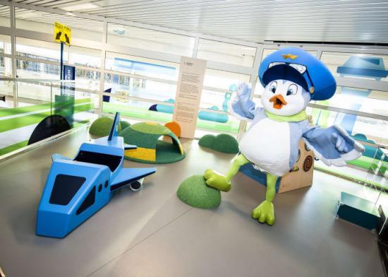<span>Flajt flyttar in på Malmö Airport.</span>