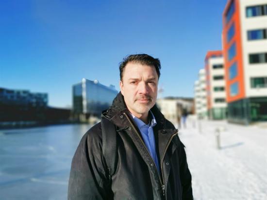 Henrik Svenningstorp, projektledare SEEL.