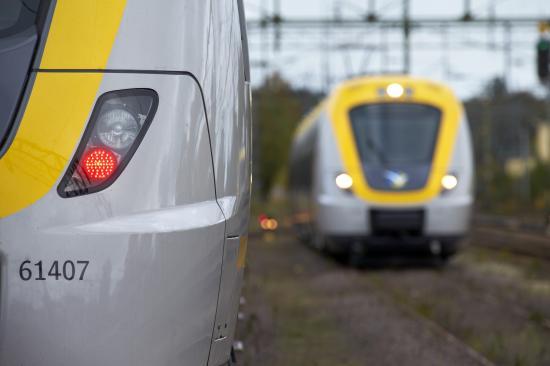 I samband med tidtabellsskiftet får flera tåglinjer utökad trafik med fler avgångar.