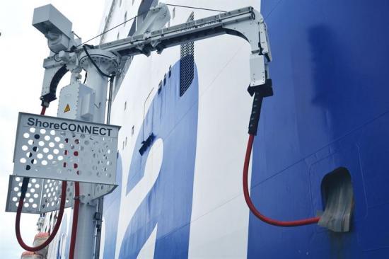 Landström är en viktig del av Stena Lines hållbarhetsstrategi och totalt är 14 fartyg uppkopplade vid sju terminaler i Sverige, Tyskland och Holland. Totalt reducerar detta årligen rederiets utsläpp med 13 000 ton CO2.