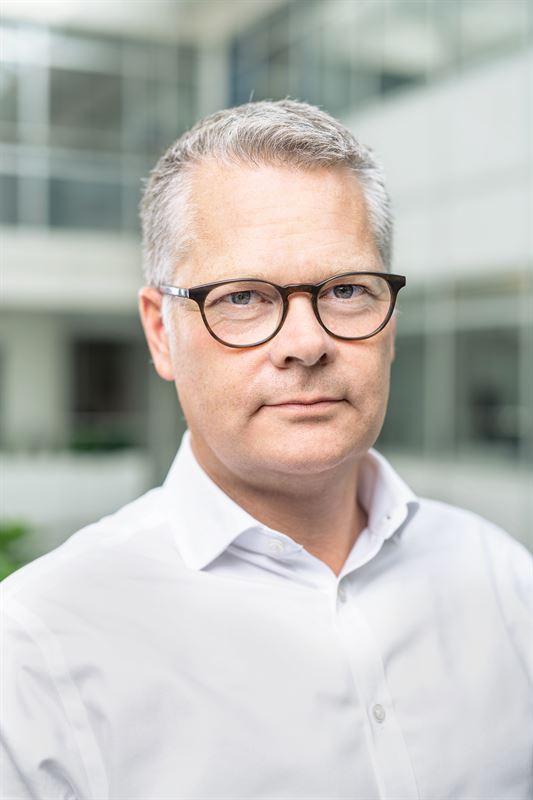 Niclas Mårtensson, VD på Stena Line.