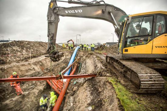 Under 2016 slutfördes den första etappen i anläggandet av en ny huvudvattenledning på Stallbackaområdet. Nu har Trollhättan Energi beslutat att gå vidare med nästa etapp. Det är ett av fem större VA-projekt som startas under 2017.