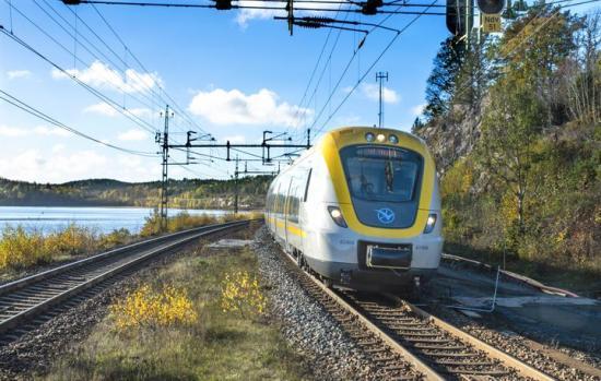 Under påsken genomför Trafikverket flera underhållsarbeten som påverkar Västtrafiks tåg.