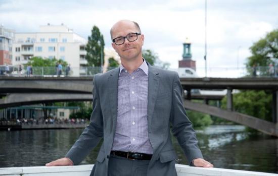 Jonas Eliasson, ny måldirektör Tillgänglighet f o m 1 november.