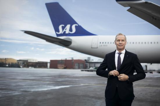 SAS VD och koncernchef Rickard Gustafson har beslutat att lämna företaget.