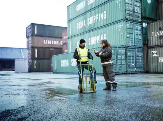 Securitas har haft det övergripande ansvaret för bevakningstjänster i Stockholms hamnar i 10 år.