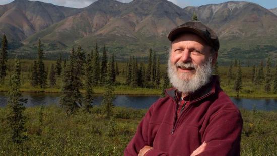 Ekologiprofessorn Terry Chapin, vinnare av Volvos Miljöpris 2019.