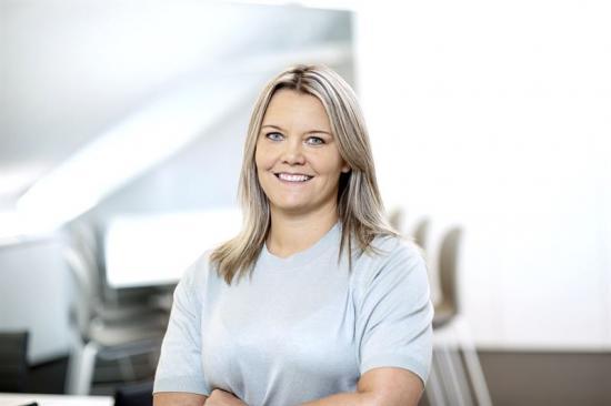 Anna Hamrin, enhetschef på Ramboll.