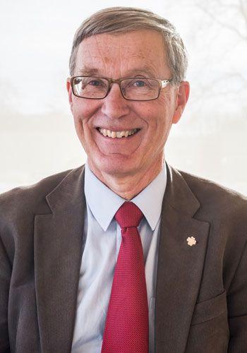 Gösta Gustavsson, ny styrelseordförande för Tekniska verken i Linköping.