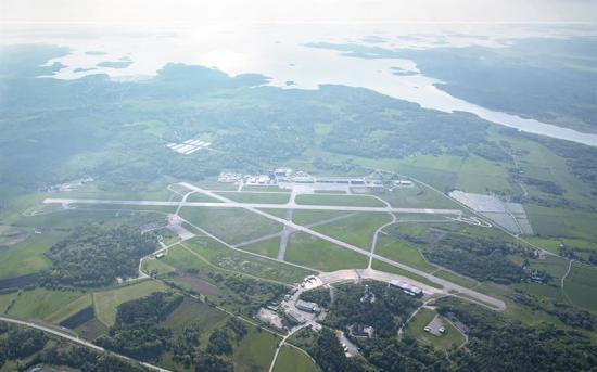 Säve Flygplats blirnya hemmet för Heart Aerospace, Sveriges enda tillverkare av elflyg.