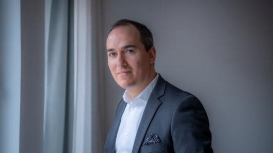 Pierre Sandberg, förbundsdirektör Tågföretagen.