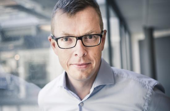 Carl Zide, projektledare.