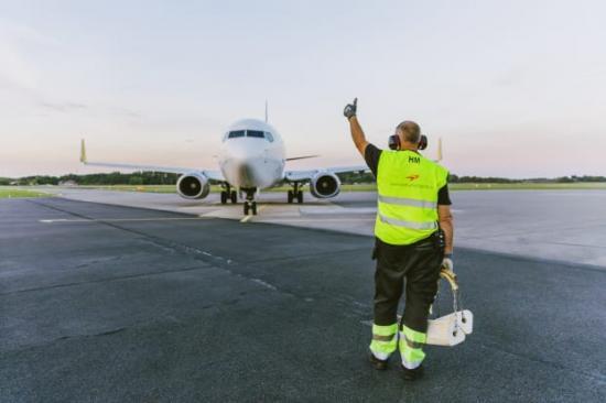 singel umeå airport