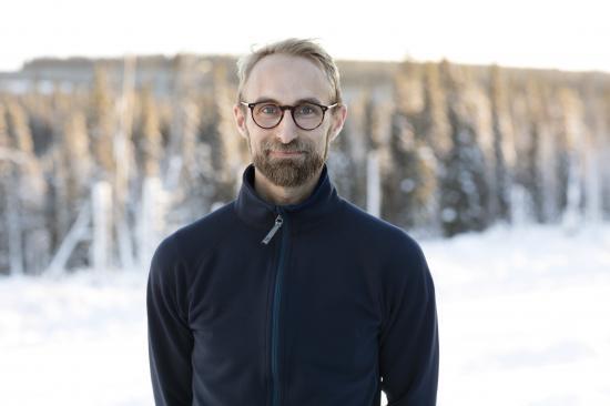 Patrik Idvall blir ansvarig för affärsutveckling när Vasa Vind expanderar verksamheten.