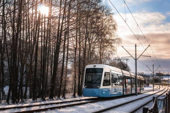 Nya linje 14 kommer att köra mellan Kortedala, centrum och Hisingen.