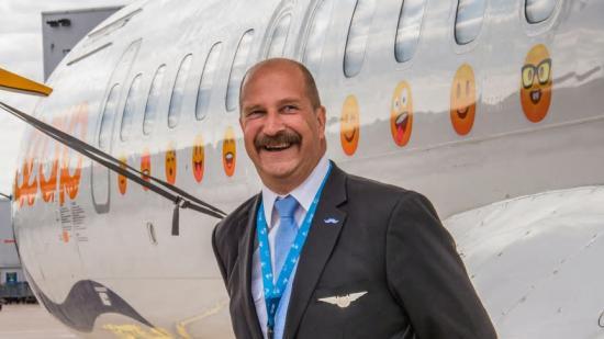 Jon Melkersson VD på Air Leap Aviation.