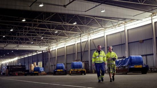 """""""RoRo on the Roll"""" ska möjliggöra att medarbetarnas kompetenser tillvaratas och bidrar till företagets utveckling."""