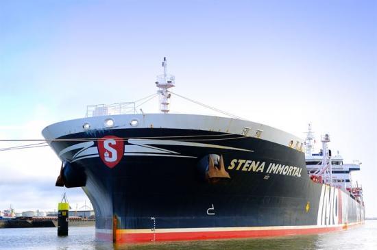 <span><span>Stena Immortal. </span></span>