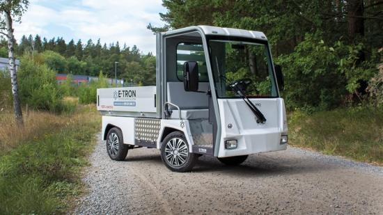 PRO Litium Work Truck.