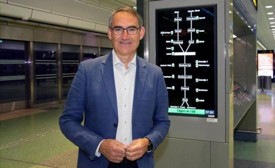 Roberto Maiorana. trafikdirektörr.
