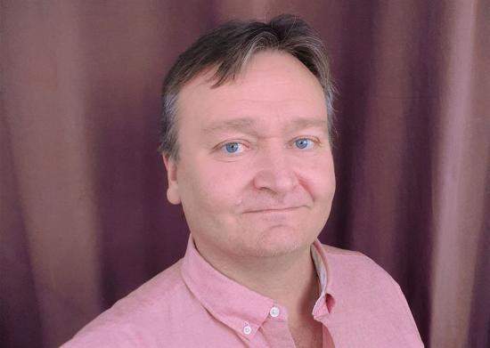 Anders Thomasson, ny regionchef hos Peab.