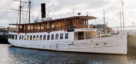 Nya Skärgården har gått i passagerartrafik mellan Göteborg och Strömstad. Nu säljs båten via ps.se.