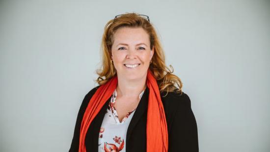 Ulrica Norlén,Driftchef Ängelholm/Helsingborg Airport.