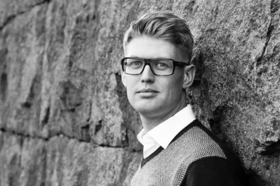 Magnus Arnell, RISE, prisad för avhandling om hållbarare avloppsrening.
