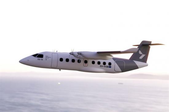 <span><span><span><span>Heart Aeorspace, ett medlemsföretag i Transportföretagen, konstruerar ett elflygplan för regionaltrafik med 400 kilometers räckvidd för 19 passagerare.</span></span></span></span>
