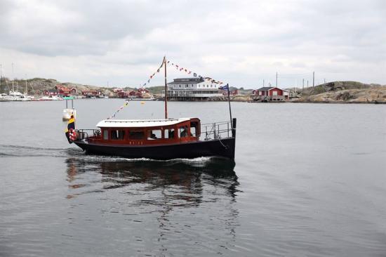 Salongsmotorbåten Motor byggdes 1905 åt LKAB i Luleå för att nyttjas till direktionens representation. Efter en lång period på land är båten numera åter i bruk till sjöss. De ursprungliga norrbottniska vattnen har bytts mot Västkusten och båten finns idag i Göteborg.