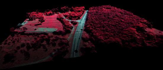 Lantmäteriet - Landskap 3D