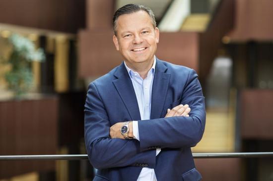 Johan Ekener, Business Area President på Semcon Product Information.