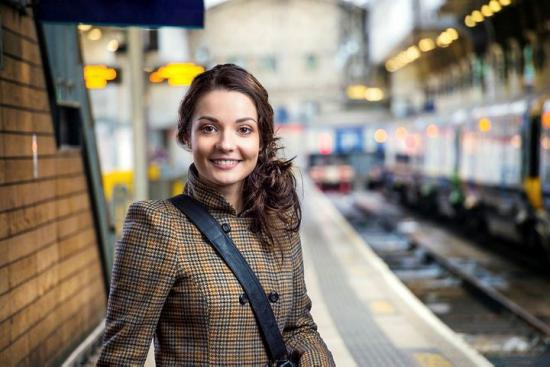 Tågtrafikens punktlighet i januari, 94,3 procent. Målet är 95 procent.