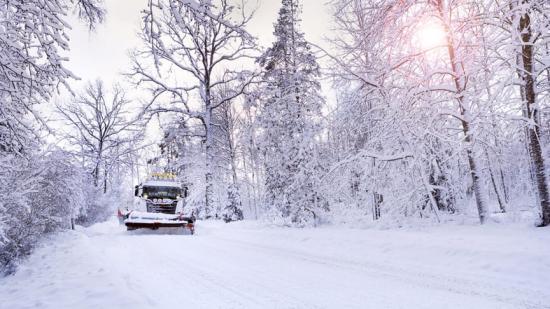 Från och med första september kommer Svevia att sköta vägunderhållet inom driftområde Växjö.