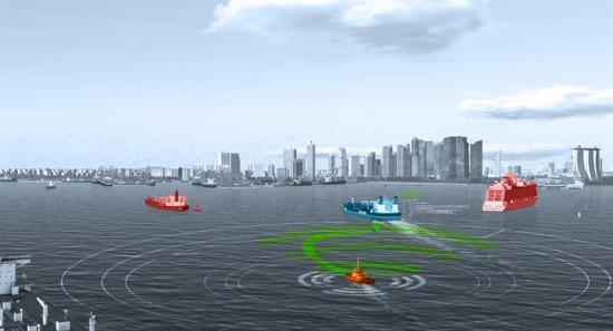 Wärtsilä IntelliTug-projektet syftar till att öka driftsäkerheten i Singapores intensivt trafikerade hamn.