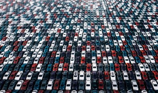 Västtrafiks provåkarkampanj vill visa hur stor skillnad det skulle göra om fler ställde bilen och reste tillsammans.