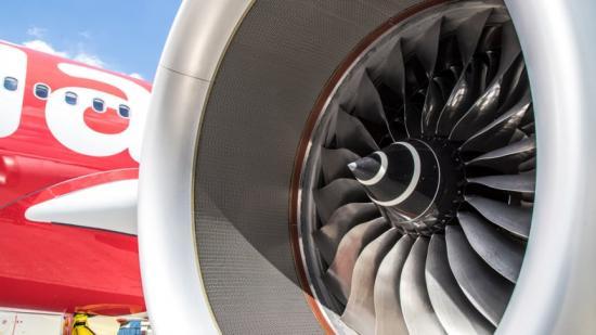 Vätgas har pekats ut som ett av framtidens drivmedel för flyget. Högskolan Väst deltar i GKN Aerospace projekt som ska utveckla nyckelkomponenter till vätgasdrivna flygmotorer.