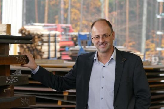 Michael Winkelbauer är den tredje generationen i ledningen av familjeföretaget Winkelbauer GmbH.