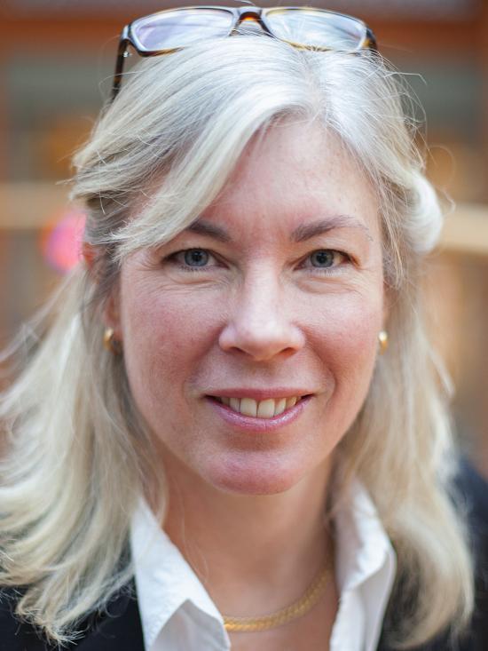 Anna Lennhammer, generalsekreterare SRF.