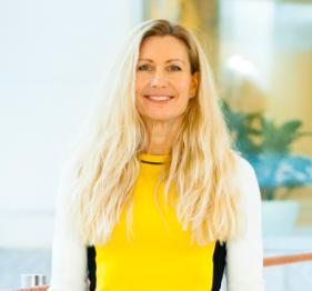 Kristina Ström Olsson, hälsostrateg på Länsförsäkringar.
