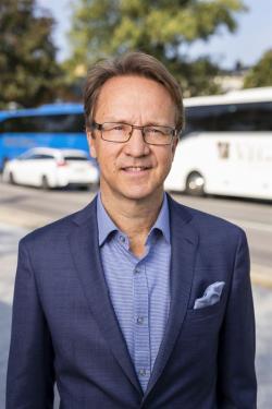 Mattias Bergman, vd för BIL Sweden.