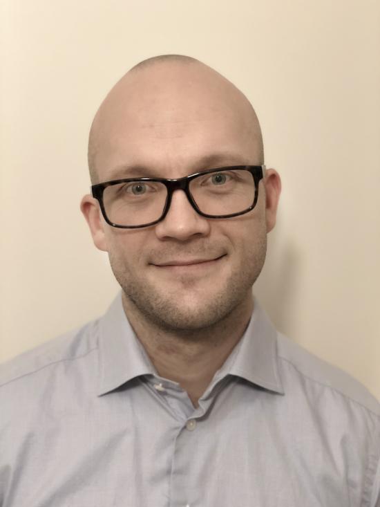 Henrik Svahn ska ansvara för att utveckla driftorganisationen i samband medatt Vasa Vinds expanderar sin verksamhet.