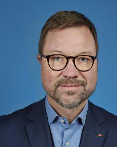 Håkan Johansson harvaltstill ny ordförande för Föreningen Svensk Sjöfart.